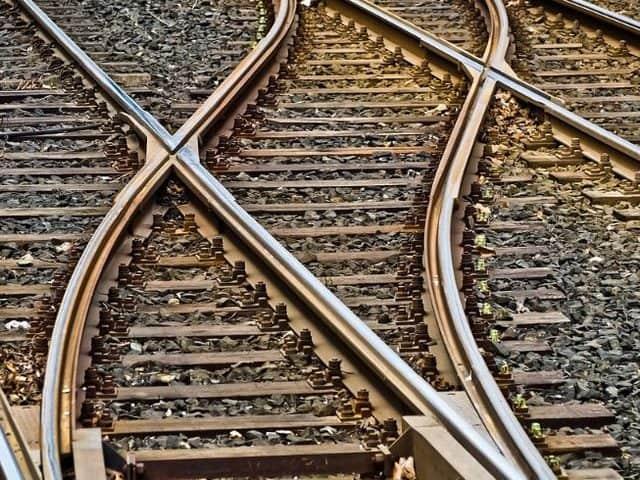 Gleis- und Weichenerneuerung