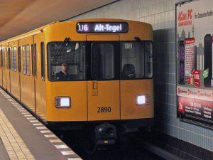 Mit BVG-Bussen über die Autobahn?