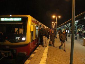 Wenn die S-Bahn aus allen Nähten platzt