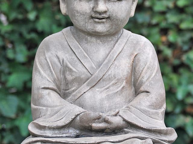 Meditation und Vortrag