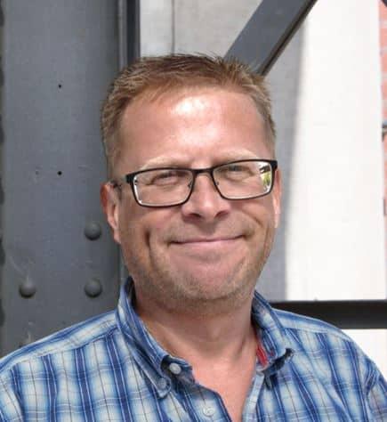 Porträtfoto von Detlef Römer