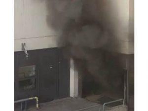 TXL: Teilevakuierung wegen Feuers in Technikraum
