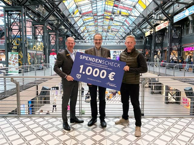 Cupcakes brachten 1.000 Euro beim Jubliäumsfest