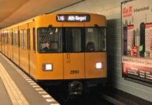 In U6 uriniert und Fahrgäste antisemitisch beleidigt