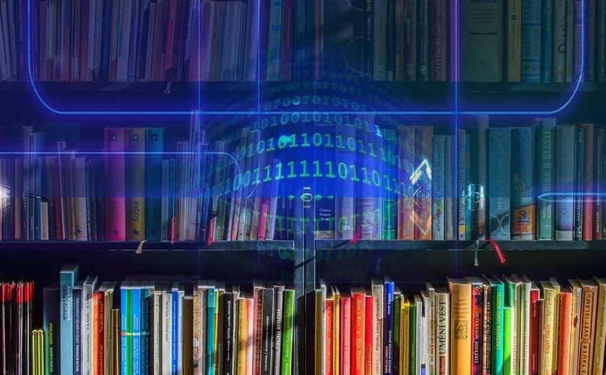 Öffentliche Bibliotheken eine Woche zu