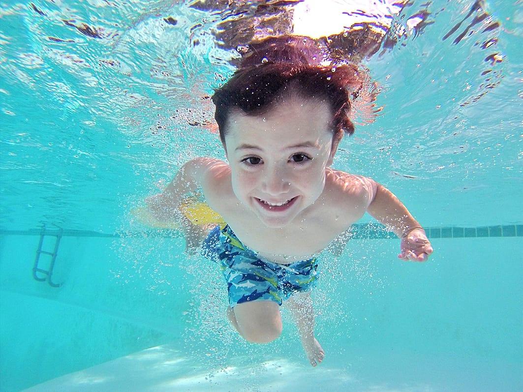 Oberwasser für die Kids