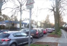 Schildower Straße sperren?