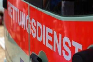 Vierjähriger bei Verkehrsunfall schwer verletzt