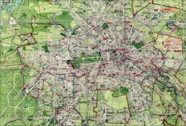 Ein Jahrhundertereignis: 100 Jahre Groß-Berlin