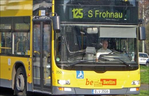 Buslinie 125er verlängern!