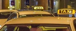 Taxi-Demo: Engpässe rund um TXL erwartet