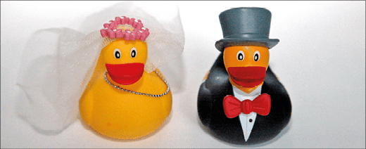 Heiraten mit Mundschutz