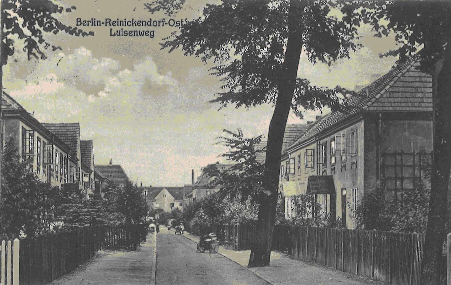 Siedlung Luisenhof bleibt Denkmal