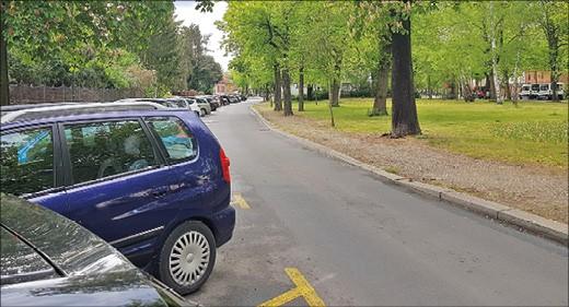 Wo parken in Wittenau?