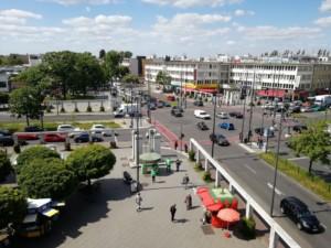 Online künftigen Kurt-Schumacher-Platz mitgestalten