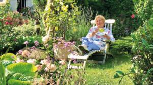 Staycation: Glück im eigenen Garten
