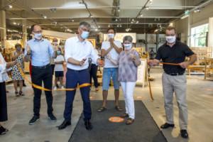 """""""NochMall"""" ist Reinickendorfs neues Gebrauchtwaren-Kaufhaus"""