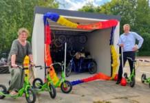 Tretautos, Einräder & Pedelecs für Kinder angeschafft