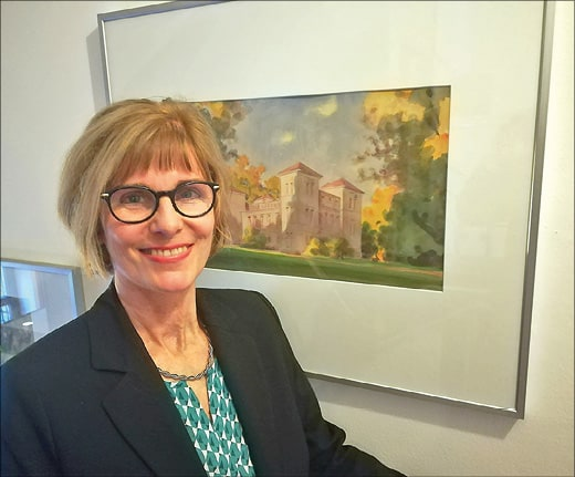 Die langjährige Museumsdirektorin Cornelia Gerner
