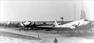 Granaten, Luftschiffe und Flugzeuge