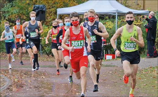 Läuferinnen und Läufer