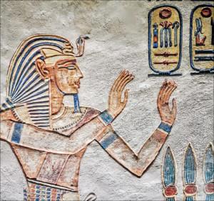Superhelden und alte Ägypter