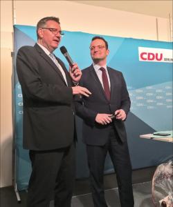 Sand im CDU-Getriebe