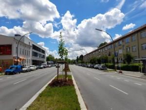 Oranienburger Straße ist fertig