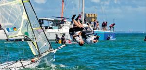Tegeler Segel-Duo wiederholt Rio-Erfolg