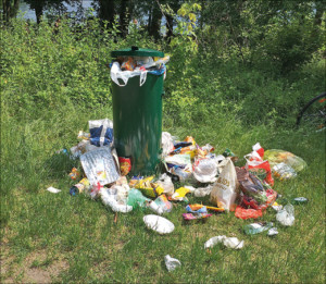 Mobilmachung gegen Müll