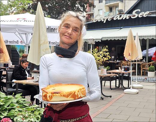 """""""Das Café ist mein Leben"""""""